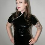 Crossdresser gets her ass spanked