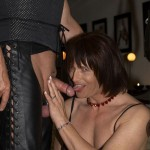 Tgirl gets shared